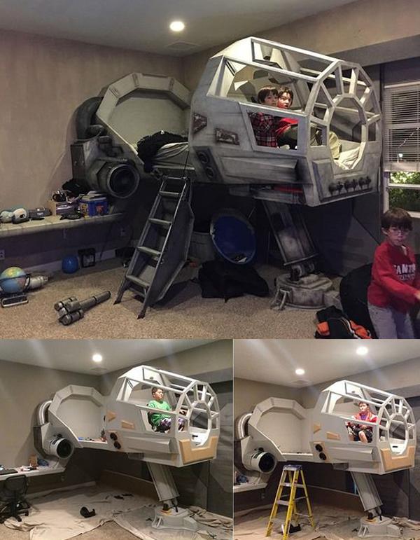 boys-star-wars-room-ideas - star wars bedroom ideas