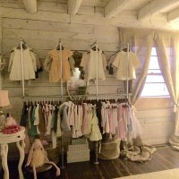diy-shabby-chic-closet-nursery-ideas