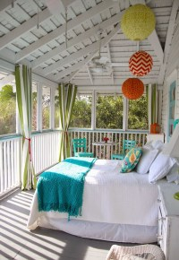 10 Most Relaxing Sleeping Porch Ideas   Home Design And ...