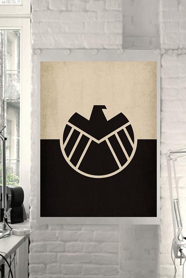 3d Bookshelf Wallpaper 10 Best Marvel Avengers Wall Decor Ideas Home Design And
