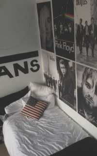 10 Cool And Fun Grunge Bedroom Ideas | Home Design And ...