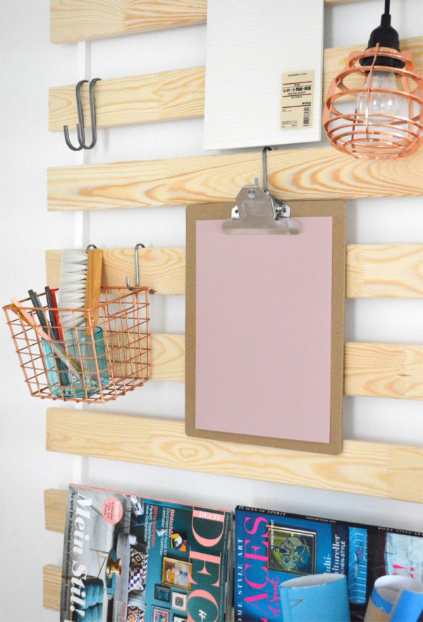 Ikea Ribba Ikea Bed Slats: Wall Hanging Organizers For Every Room