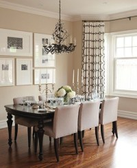 25 Modern Dining Room Gallery Wall Ideas