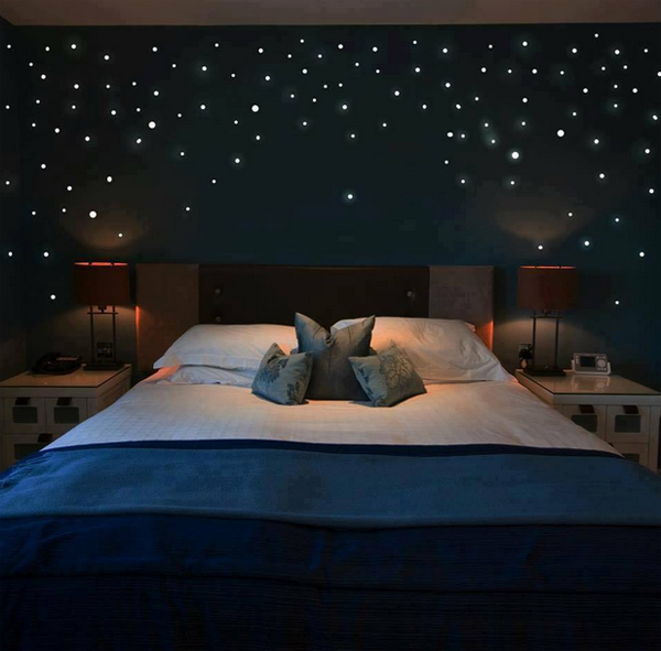 Dark Cozy Girl Wallpaper 10 Cozy And Dreamy Bedroom With Galaxy Themes Home