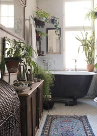 20 Chic And Minimalist Boho Bathroom Design Ideas | Home ...