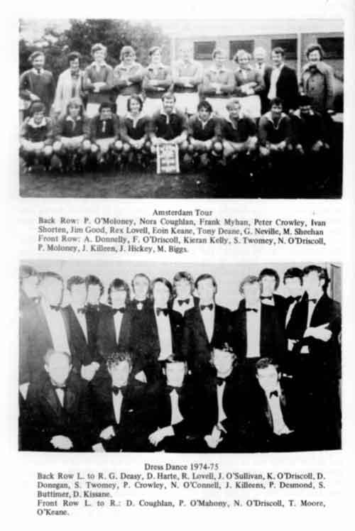 History of Bandon Rugby Club