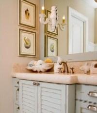 Beach Themed Bathroom Decor Ideas and Inspiration | Home ...