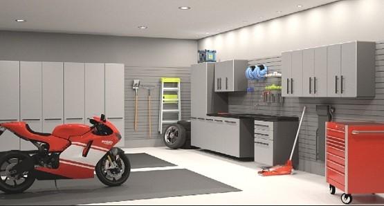 Modular Garage Cabinets Make Your Garage Look Tidy Home