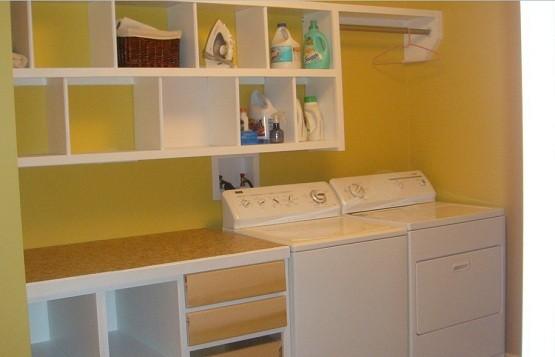 Basement Laundry Room Ideas Washing In The Basement Isn39t