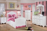 2 Best Girls Bedroom Furniture Themes | Home Interiors