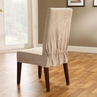 Elegant slipcovers for dining room chair | Home Interiors