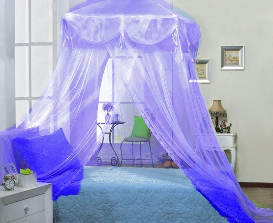 Betthimmel Prinzessin Making Bed Canopy For Girls With Less Budget | Home Interiors