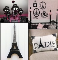 Paris Themed Bedrooms Ideas for Teen Girls | Home Interiors