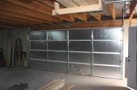 Easy Ways to Apply Garage Door Insulation Panels | Home ...