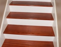 Laminate Stair Treads to Maximize the Impression on Stairs ...