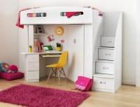 Bunk Bed with Desk Underneath, The Best Furniture for Your ...