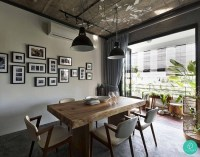 Industrial Dining Room Lighting And Decor Tips | Home ...