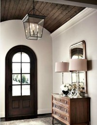 Arching ceiling light ideas for hallway | Home Interiors