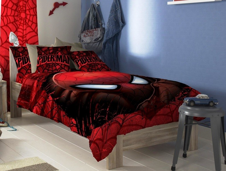 Bedroom Flooring Choices 20 Spiderman Bedroom Ideas For Boys Room | Home Interiors