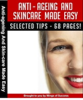 anti aging ebook cover