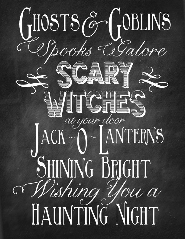 25 Free Halloween Printables Home Remedies Rx