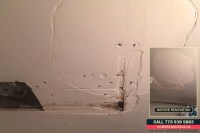 Bathroom Ceiling Water Damage Repairs in Greater Vancouver, BC