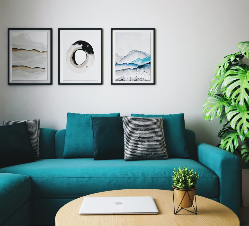 7 Small Space Décor Rules That Were Made To Be Broken Homes By Esh