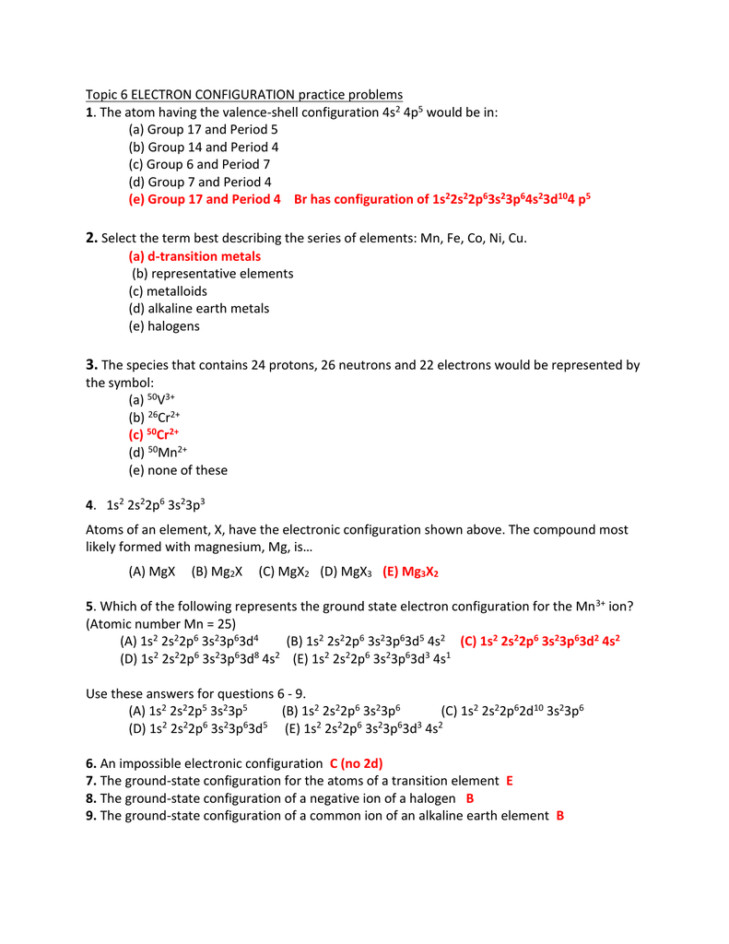 Solved  Periodic Trends Electron Configuration Practice Wo in addition 24  electron configuration practice worksheet furthermore Who Rules Worksheet Answers Electron Configuration Worksheet together with chapter 8 worksheet   Electron Configuration Practice Worksheet In besides  besides  further  furthermore √ Electron Configuration Practice Worksheet   Electron moreover Electron Configurations Practice Worksheet by Chemistrying   TpT as well Inspirational Valence Electron Configuration Chart   pump in addition Electron Configuration Practice Worksheet ly Electron moreover Solved  Electron Configuration Practice Worksheet In The S moreover  moreover Electron Configuration Practice Worksheet   Movedar additionally  together with electron configuration worksheet pdf – webbuilderdirectory info. on electron configuration practice worksheet answers