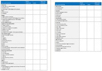 Event Planning Worksheets