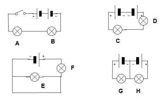 parallel electrical circuit wiring diagram