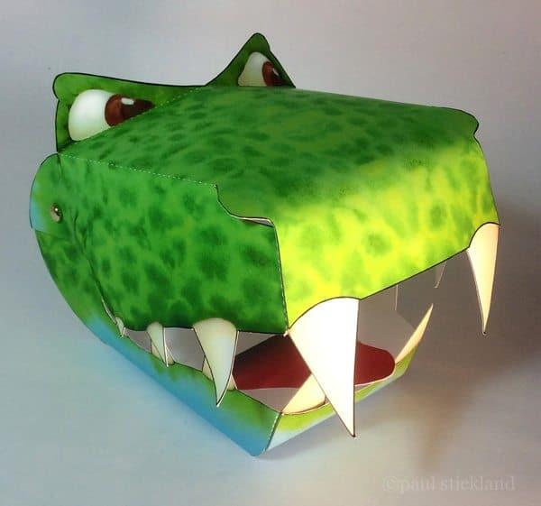 Free Printable Dinosaur Mask for Kids - Homeschool Giveaways
