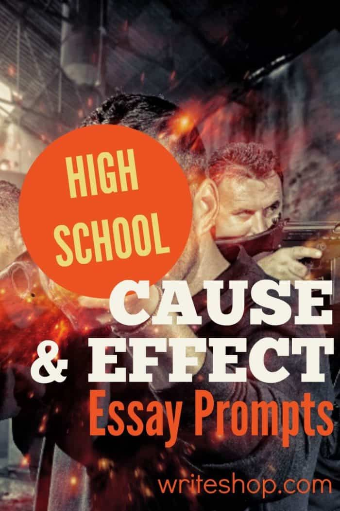 Cause And Effect Essay Topics For High School - Resume Template Easy