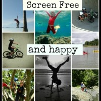 Kids Doing Your Head In? Try Screen Free Days