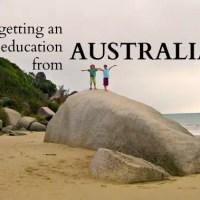 Worldschooling. Learning From Australia