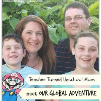 Teacher Turned Unschooler: Meet Gina