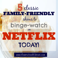 5 Classic Family Shows to Stream on Netflix