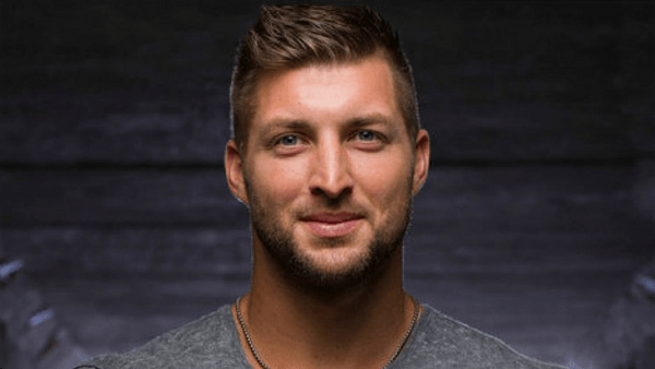 Shaken: Discovering Your True Identity in the Midst of Life's Storms, by Tim Tebow