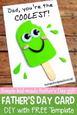 Indulging My Husband Dogs Fars Day S Day Is Coming Let Your Kids Show Him How Much Easy Diy Fars Day Craft That Your Kids Can Make Fars Day S