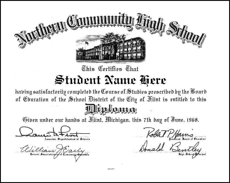 high school diploma sample - Josemulinohouse - high school diploma wording