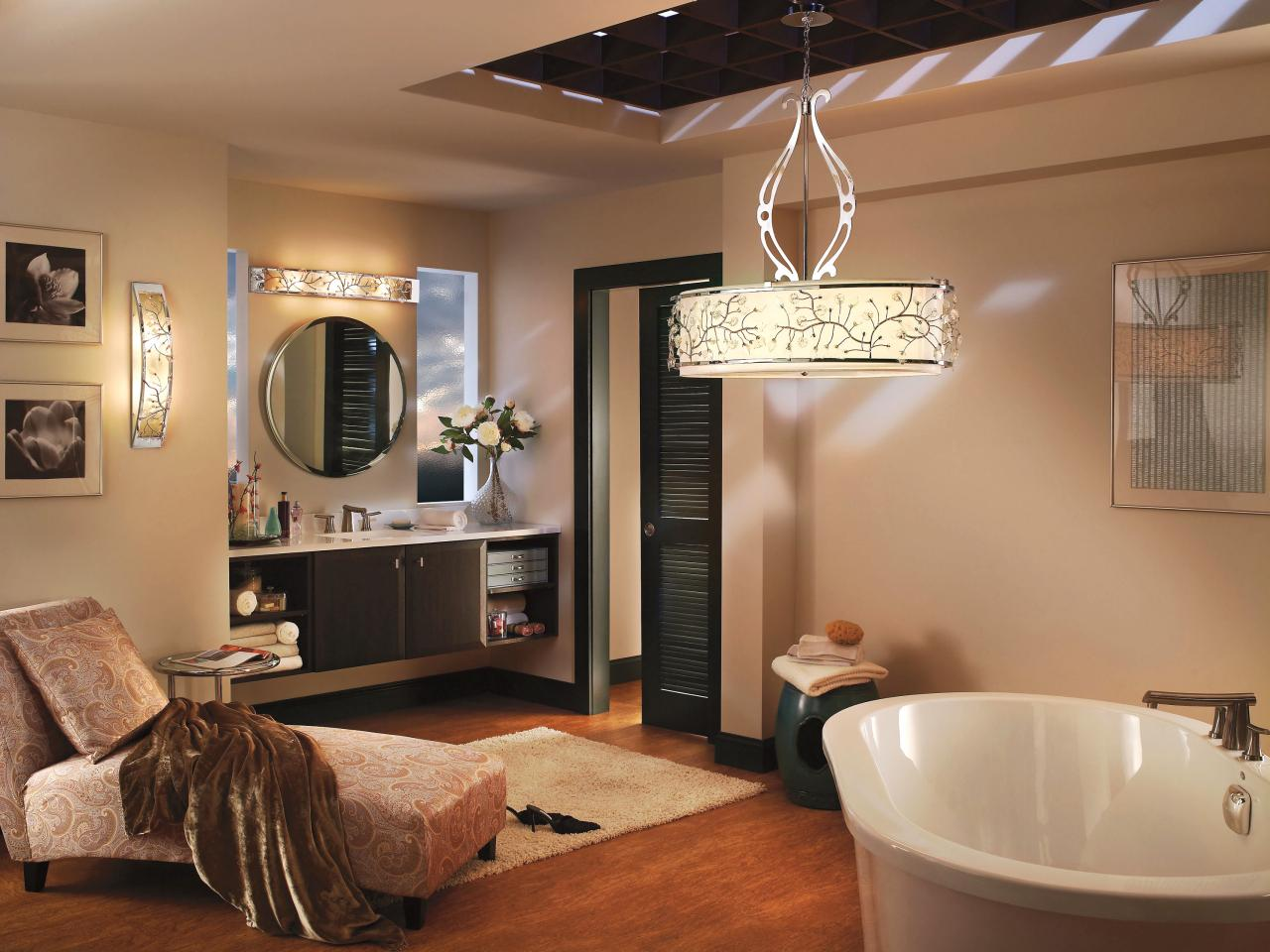 Lighting For Bathrooms Perfect Bathroom Lighting Ideas Homesfeed