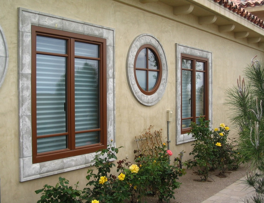 Window Wall Designs Choosing The Right Exterior Window Design That Best Fit With Your