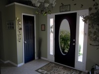 Black Painted Interior Doors? Why Not? | HomesFeed