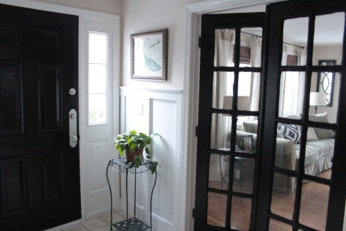 Medium Of Black Interior Doors