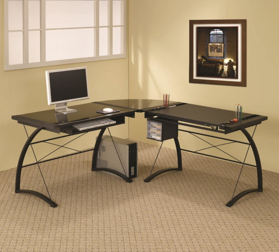... Plan To Build A Adjustable Drafting Table   Minimalist Black Drafting.  Download