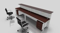 2 Person Desk Design Selections | HomesFeed