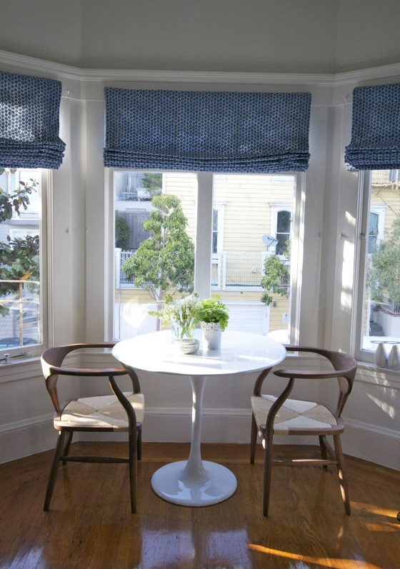 Best Office Decoration Outside Mount Roman Shades, They Mustn't Expensive | Homesfeed