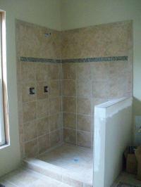 Tiled Shower Stalls, Create Distinctive and Stylish Shower