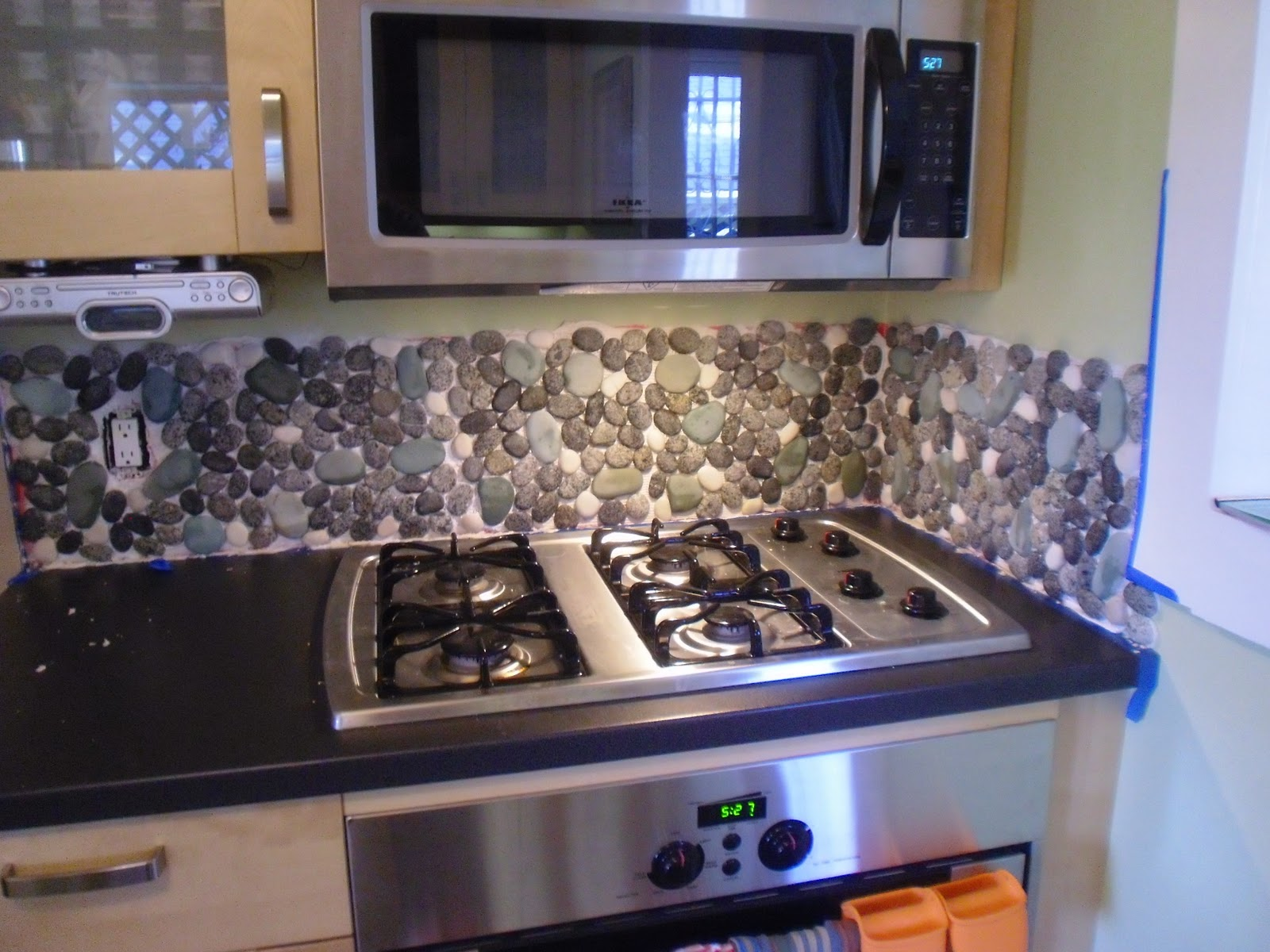 Cheap Unique Backsplash Ideas Inexpensive Backsplash Ideas Home Design Decorating And