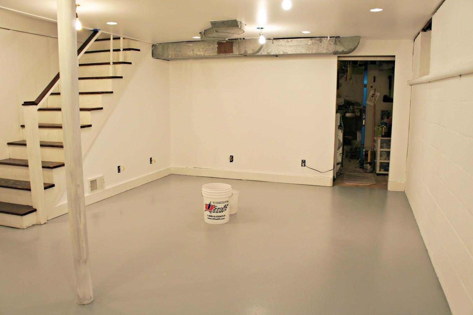 Best Basement Floor Paint A New Look Of Basement Floor