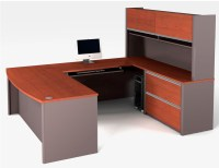 U Shaped Desk IKEA: Multi-functional and Large Desk for ...